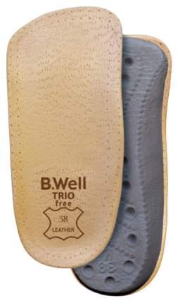 Полустельки ортопедические B.Well Trio free FW-612 армированный мягкий каркас р.35-46