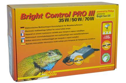 "LUCKY REPTILE Пускорегулирующее устройство для УФ ламп ""Bright Control PRO III 35-70Вт"""