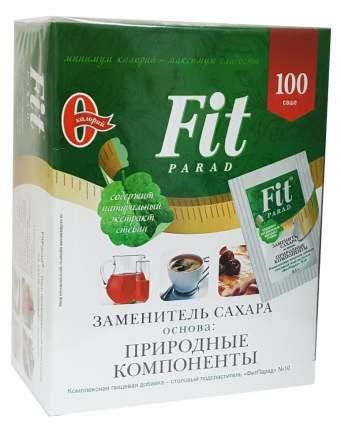 Заменитель сахара Фит Парад  №10 100 саше
