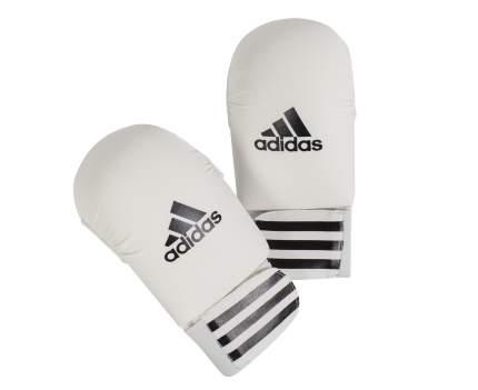 Накладки для карате Adidas Smaller белые XS