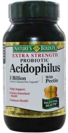 Ацидофилус Nature's Bounty 476 мг 100 капсул