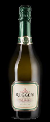 Игристое вино Prosecco Superiore Valdobbiadene Quartese Brut, Ruggeri & C