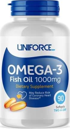Uniforce  Extreme Omega-3 1000mg  90cap (90 капсул)