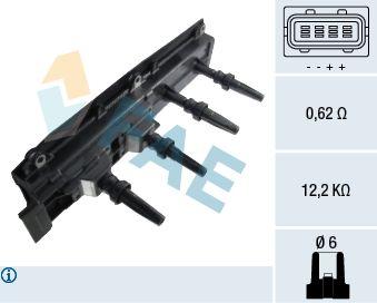 Катушка зажигания FAE 80274