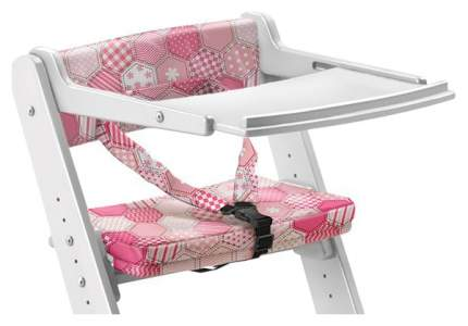 Столик для стула Конек Горбунек с аксессуарами 09390-74 Белый/Фламинго