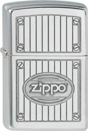 Бензиновая зажигалка Zippo №250 Mtl High Polish Chrome