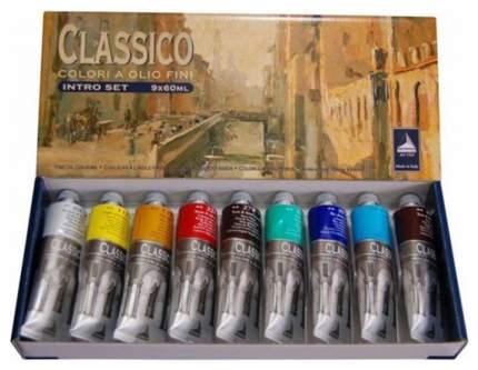 Масляные краски Maimeri Classico M0398085 9 цветов