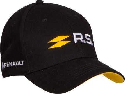 Бейсболка взрослая черная Renault 7711786109