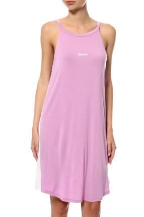 Платье женское DKNY розовое S