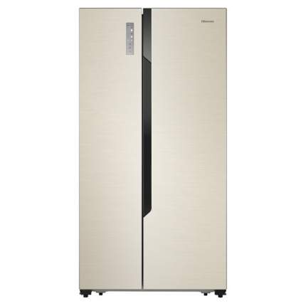 Холодильник Hisense RC-67WS4SAY Gold