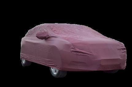 Тент чехол для автомобиля ПРЕМИУМ для Hyundai Solaris Hatchback