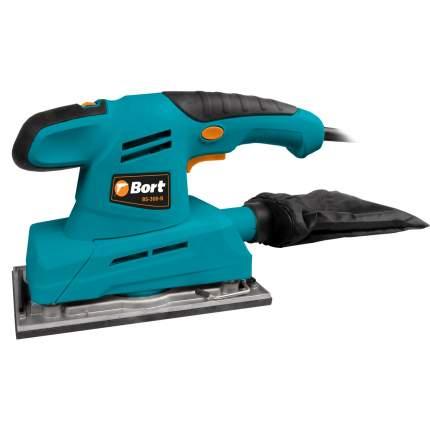 Сетевая вибрационная шлифовальная машина Bort BS-300-R 93410136