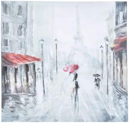 Репродукция 40x40 см Hoff Романтика в Париже