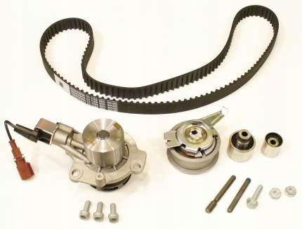 Водяной насос с комплектом зубчатого ремня HEPU PK06690