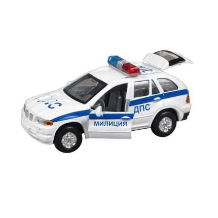 Полицейская машина Технопарк ДПС Полиция