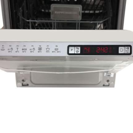 Встраиваемая посудомоечная машина 45см Kuppersberg GSA 489