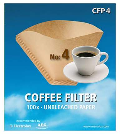 Фильтр универсальный для кофеварок Menalux CFP4
