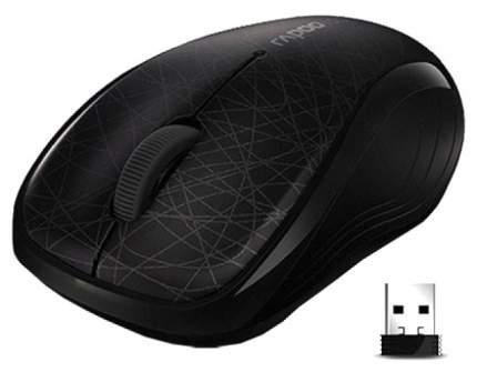 Беспроводная мышь Rapoo 3100p Black