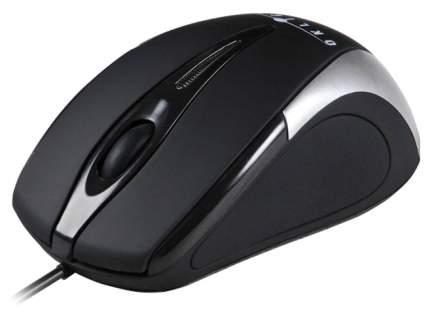 Проводная мышка OKLICK M155 Silver/Black
