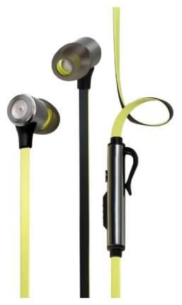 Наушники InterStep BW METAL BW35 Yellow/Black