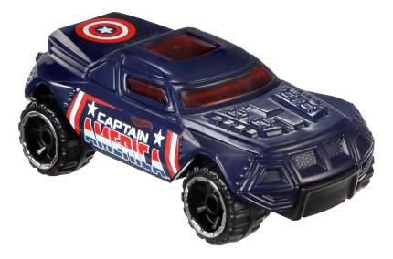 Машинка Hot Wheels Капитан Америка DJK75 DJK81