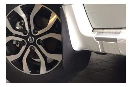 Комплект брызговиков RIVAL для Nissan (0024108001)