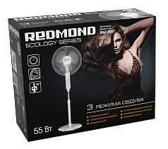 Вентилятор напольный REDMOND RAF-5007 black