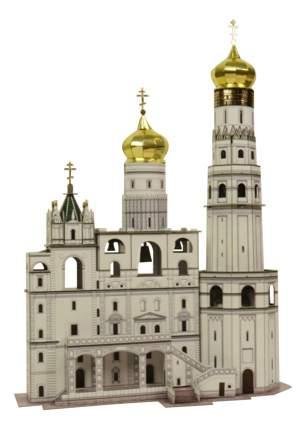 Модель для сборки Умная бумага Колокольня Иван Великий