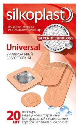 Пластырь Silkoplast Universal 20 шт.
