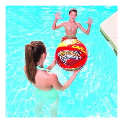 Мячик надувной Bestway Speedway Friends