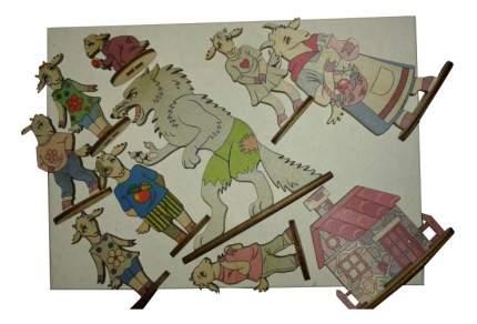 Настольная игра Большой слон Семеро козлят