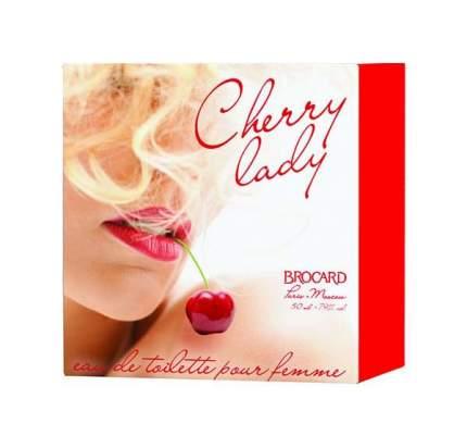 Туалетная вода Brocard Cherry Lady 50 мл