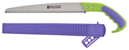 Ножовка садовая, 300 мм, 2-х компонентная рукоятка + ножны, подвесPALISAD 236035