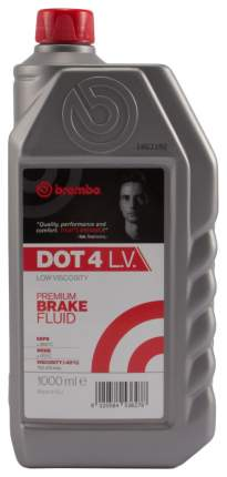 Тормозная жидкость BREMBO 1л L04210