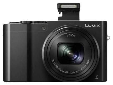 Фотоаппарат цифровой компактный Panasonic Lumix DMC-TZ100EE Black