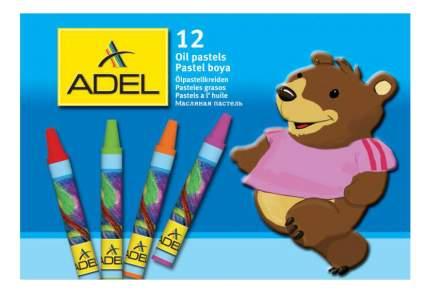 Набор мелков ADEL12 цветов