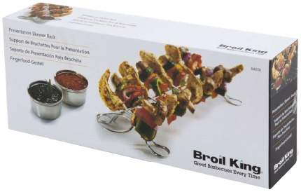 Решетка для гриля Broil King Stand Skewers With Saucers