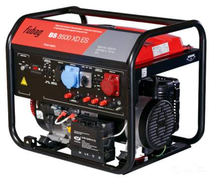 Бензиновый генератор Fubag BS 8500 XD ES