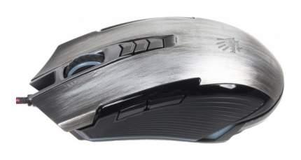 Проводная мышка A4Tech Bloody P93 Grey/Black