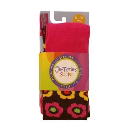 Колготки для девочек Jefferies Socks коричневый р.68-80