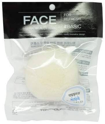 Спонж для умывания Tony Moly Natural Jelly Jeju Cleansing Sponge