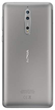 Смартфон Nokia 8 64Gb Silver