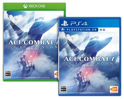 Игра для XB1 Ace Combat 7:Skies Unknown