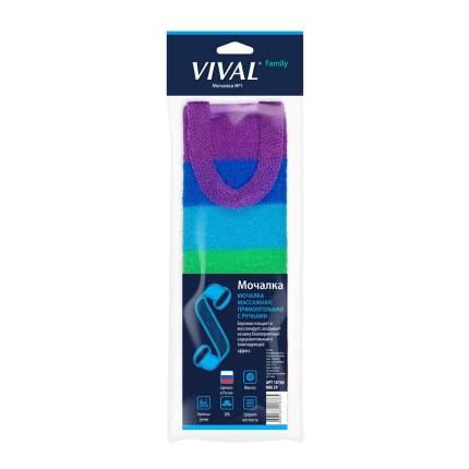 Мочалка для тела Vival ММ39 Радуга