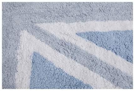 Ковер Lorena Canals Флаг Великобритании голубой 120*160