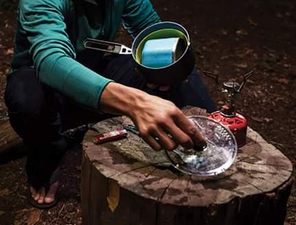 Набор туристической посуды MSR Trail Lite Solo