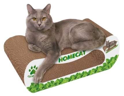 Когтеточка Homecat Мятная волна 61 х 25 х 20 см