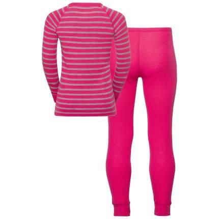 Термобелье Odlo Warm, pink, 3XS INT