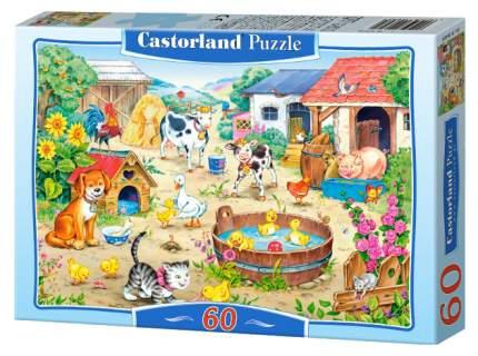 Пазл Castorland Ферма (Castorland) 60 элементов, арт.В-06489