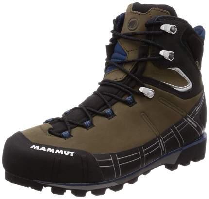 Ботинки Mammut Kento High GTX, bark black, 10 UK